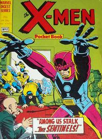 Cover Thumbnail for X-Men Pocketbook (Marvel UK, 1981 series) #17