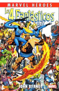 Cover Thumbnail for Marvel Héroes (Panini España, 2012 series) #59 - Los 4 Fantásticos de John Byrne 1