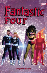 Cover Thumbnail for Fantastic Four by John Byrne Omnibus (Marvel, 2011 series) #2