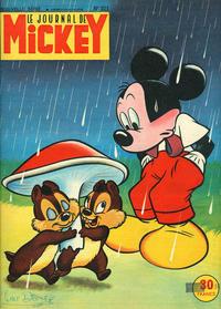 Cover Thumbnail for Le Journal de Mickey (Disney Hachette Presse, 1952 series) #221