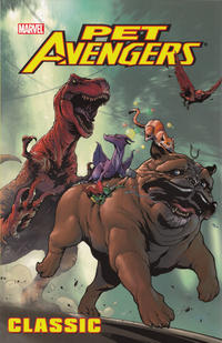 Cover Thumbnail for Pet Avengers Classic (Marvel, 2009 series)