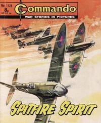 Cover Thumbnail for Commando (D.C. Thomson, 1961 series) #1128