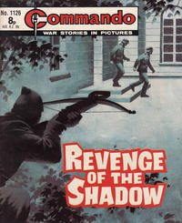 Cover Thumbnail for Commando (D.C. Thomson, 1961 series) #1126
