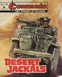 Cover Thumbnail for Commando (D.C. Thomson, 1961 series) #1132