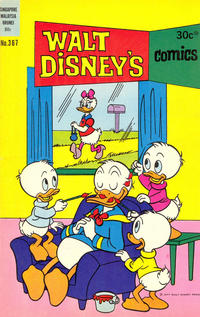 Cover Thumbnail for Walt Disney's Comics (W. G. Publications; Wogan Publications, 1946 series) #367