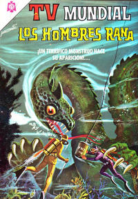 Cover Thumbnail for TV Mundial (Editorial Novaro, 1962 series) #72