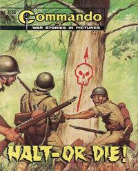Cover Thumbnail for Commando (D.C. Thomson, 1961 series) #1155