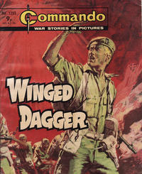 Cover Thumbnail for Commando (D.C. Thomson, 1961 series) #1255