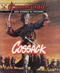 Cover Thumbnail for Commando (D.C. Thomson, 1961 series) #1275