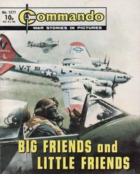 Cover Thumbnail for Commando (D.C. Thomson, 1961 series) #1277