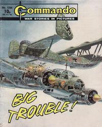 Cover Thumbnail for Commando (D.C. Thomson, 1961 series) #1284