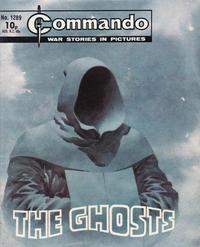 Cover Thumbnail for Commando (D.C. Thomson, 1961 series) #1289