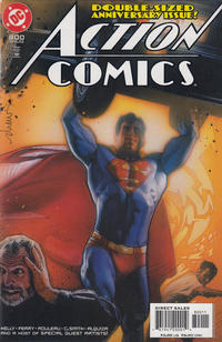 Cover Thumbnail for Action Comics (DC, 1938 series) #800 [Direct Sales]