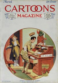 Cover Thumbnail for Cartoons Magazine (H. H. Windsor, 1913 series) #v15#3 [87]