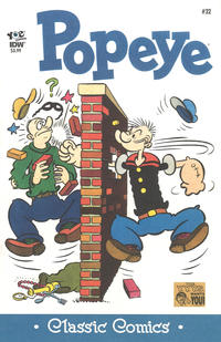 Cover Thumbnail for Classic Popeye (IDW, 2012 series) #32