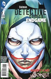 Cover Thumbnail for Detective Comics: Endgame (DC, 2015 series) #1