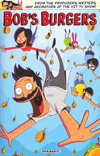 Cover Thumbnail for Bob's Burgers (Dynamite Entertainment, 2015 series)