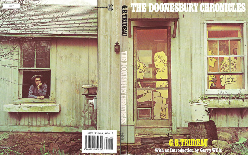 Cover for The Doonesbury Chronicles (Henry Holt and Co., 1986 ? series) #[nn]