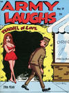 Cover for Army Laughs (Prize, 1951 series) #v18#6