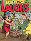 Cover for Broadway Laughs (Prize, 1950 series) #v7#12