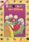 Cover for Variedades de Walt Disney (Editorial Novaro, 1967 series) #56