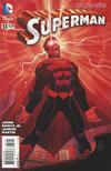 "Cover for Superman (DC, 2011 series) #33 [John Romita Jr. / Klaus Janson ""Super Flare"" Cover]"