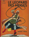 Cover for Jeune Europe [Collection Jeune Europe] (Le Lombard, 1960 series) #19