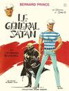 Cover for Jeune Europe [Collection Jeune Europe] (Le Lombard, 1960 series) #61 - Bernard Prince  -  Le général Satan