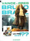 Cover for Bruno Brazil (Le Lombard, 1971 series) #11 - La fin...!??