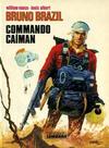Cover for Bruno Brazil (Le Lombard, 1971 series) #2 - Commando Caïman