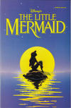 Cover for Walt Disney's The Little Mermaid (Disney, 1990 series)  [Softcover]