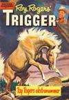 Cover for Roy Rogers ekstranummer Trigger (Serieforlaget / Se-Bladene / Stabenfeldt, 1958 series) #våren 1958