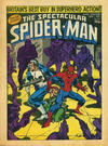 Cover for The Spectacular Spider-Man Weekly (Marvel UK, 1979 series) #373