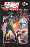 Cover for Captain Action: First Mission, Last Day (Moonstone, 2008 series)  [Uwe Jarling Cover]
