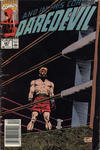 Cover Thumbnail for Daredevil (1964 series) #287 [Newsstand Edition]