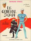 Cover for Bernard Prince (Le Lombard, 1969 series) #1 - Le général Satan