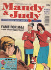 Cover for Mandy & Judy [M & J] (D.C. Thomson, 1991 series) #3