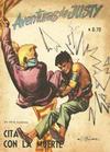 Cover for Adventuras de Justy (Editioral Codex, 1952 series) #18