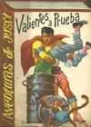 Cover for Adventuras de Justy (Editioral Codex, 1952 series) #9