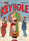 Cover for The Keyhole (Youthful, 1952 series) #10