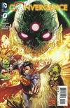 Cover for Convergence (DC, 2015 series) #0