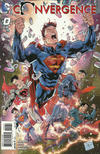 Cover for Convergence (DC, 2015 series) #0 [Tony S. Daniel / Mark Morales Cover]
