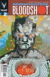 Cover Thumbnail for Armor Hunters: Bloodshot (2014 series) #2 [Cover B - #Valiantcraft - Donovan Santiago]