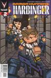 Cover Thumbnail for Armor Hunters: Harbinger (2014 series) #2 [Cover B - Valiantcraft Cover]