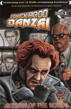 Cover for Buckaroo Banzai: Return of the Screw (Moonstone, 2006 series) #3 [Cover A]