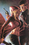Cover Thumbnail for Buckaroo Banzai Hardest of the Hard (2010 series) #1 [Virgin Variant Cover]