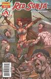 Cover Thumbnail for Red Sonja (2005 series) #22 [Joe Prado Cover]