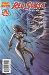 Cover Thumbnail for Red Sonja (2005 series) #23 [Homs Cover]