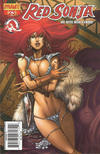 Cover Thumbnail for Red Sonja (2005 series) #23 [Joyce Chin Cover]