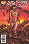 Cover Thumbnail for Red Sonja (2005 series) #35 [Pablo Marcos Cover]